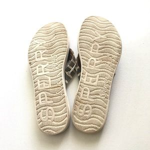 Sperry Shoes - Sperry Topsider Throngs Slides Sandals Size 8.5M